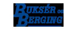 Buksér og Berging. Logo.