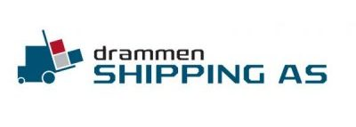 Drammen Shipping. Logo.