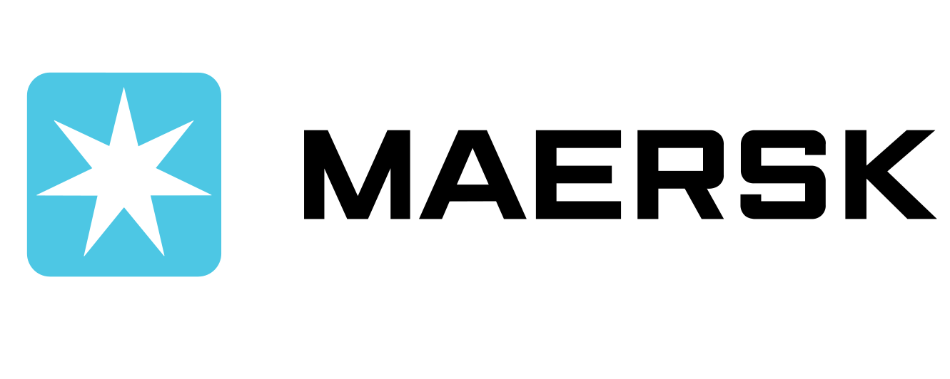 Maersk. Logo.