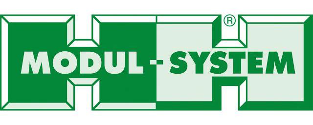 Modul-system. Logo.