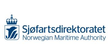 Sjøfartsdirektoratet. Logo.