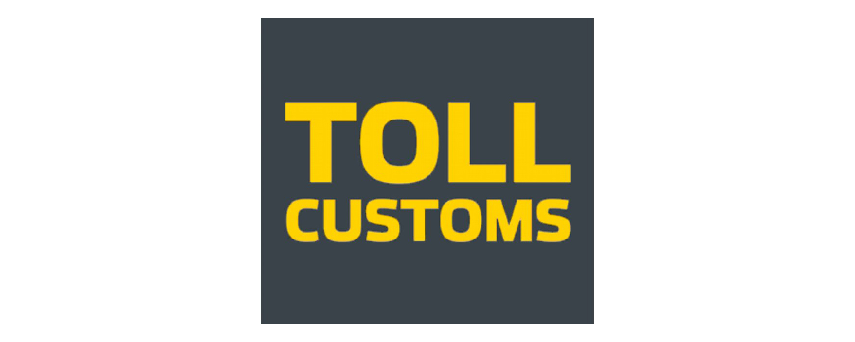 Toll Customs. Logo.