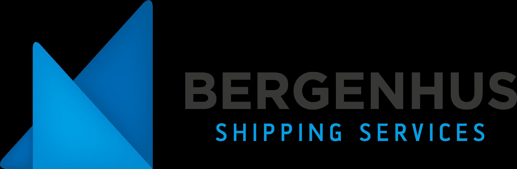 Bergenhus Shipping. Logo.